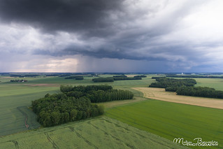 Thunderstorm - Brie Champenoise (France)