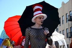 Mermaid Parade 2018 (Samicorn) Tags: nikon brooklyn mermaid costume parade summer june nyc newyorkcity boardwalk coneyisland sunny festival glitter shiny gothamist mermaidparade brokelyn suess catinthehat timeout