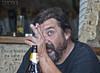 (Marina-Inamar) Tags: bar cigarrillo cerveza barba hombre sujeto hablando baron buenosaires argentina sanandrésdegiles