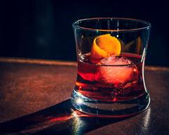 Negroni (djwtwo) Tags: nikond7000 afsdxnikkor18300mm3556gedvr negroni cocktail drink campari vermouth gin strobist