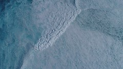 Sea foam (Daniel Piraino) Tags: djicreator dji seascape sea aerial bahamas drone ocean surf seafoam aerialphotography