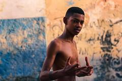 Cuba linda... (O Phil des Contrastes) Tags: portrait youth cuba lahabana america latinoamerica face black blackpower retrato