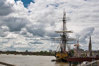 Bordeaux et les grands voiliers_5905