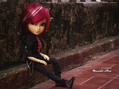 Salame, Taeyang Rayne (Mundo Ara) Tags: taeyang rayne doll groove