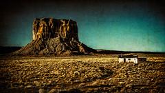 Near Monument Valley (Trent9701) Tags: 2018 monumentvalley trentcooper utah vacation desert roadtrip travel