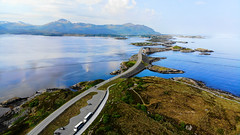 Atlanterhavsruta (Vinc_1995) Tags: dji mavic mavicair norway norwegen photography fotografie luftaufnahme earth beautiful beautifulearth nature natur naturephotography water atlantik oberhuber landschaft himmel drohne drone kristiansund atlanterhavsruta