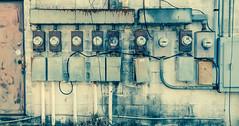 Suburban Atlanta, GA (N.the.Kudzu) Tags: suburban atlanta georgia norcross gwinnettcounty grunge rusty canon70d canonefslens lightroom preset crossprocess