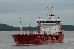 Azuryth (das boot 160) Tags: azuryth tanker tankers ships sea ship river rivermersey port docks docking dock eastham boats boat mersey merseyshipping maritime manchestershipcanal