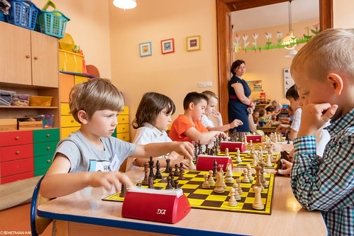 VIII Turniej Szachowy Przedszkolaków o Mistrzostwo Świdnicy-69