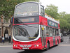 Go Ahead London General . WVL93 LF52ZNE .  Buckingham Palace Road , Victoria , London . Friday 25th-May-2018 . (AndrewHA's) Tags: victoria london bus goahead londongeneral commercial route 811 chelsea flower show non tfl convertible open top volvo b7tl wright wrightbus eclipse gemini wvl 93 lf52zne general