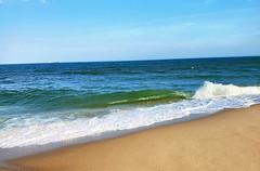 Memorial Day Weekend (SurFeRGiRL30) Tags: ocean wave waves beautiful beautifulday memorialdayweekend sea beach foam sand shore shorebreak thejerseyshore jerseyshore summer summerof2018 sky blue green pipe