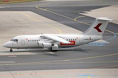 D-AWUE BAe 146 200 (MSN E2050) (Bates Aviation Reports) Tags: d b462 fra 2018 ezy