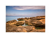 Bathtubs (g.femenias) Tags: seascape landscape sea rocks redrocks mountains nature pebbles escanons betlem artà mallorca leelittlestopper nisisoftgndfilter relax calm
