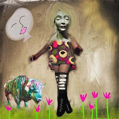 In through the out door (lorenka campos) Tags: stories conceptual artdigital art mobileartistry modernart