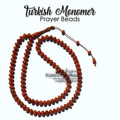 UNIQUE CARAMEL COLOR MONOMER PRAYER BEADS TURKISH STYLE (exoticprayerbeads.com) Tags: prayer beads prayerbeads muslim tasbih tesbih dhikr zikir rosary muslimrosary