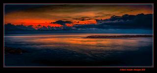 Alba mediterrània 30 (Mediterranian Dawn 30) Cullera, la Ribera Baixa, València, Spain