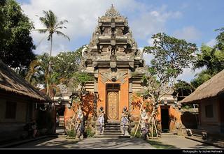 Puri Saren Agung, Ubud, Bali, Indonesia