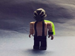 Lego Batman: Bane Custom Figure (Trypti Customs) Tags: comics dc rebirth new52 figure custom lego batman bane