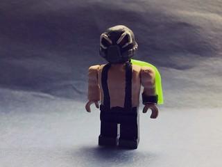 Lego Batman: Bane Custom Figure