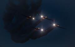 Aeroshell Night-5 (4myrrh1) Tags: aerobatic aeroshellaerobaticteam aeroshell aircraft airplane aviation airshow airplanes airport mcas nc cherrypoint northcarolina marine flight flying flightdemonstrationsquadron flightdemonstrationteam