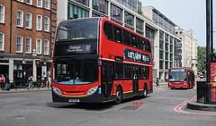E8 Go-Ahead London (KLTP17) Tags: sn06bnl e8 goahead london adl enviro400 commercial 811 chelsea flower show bus