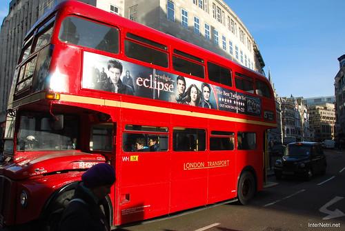 Двоповерховий автобус Лондон InterNetri United Kingdom 0282