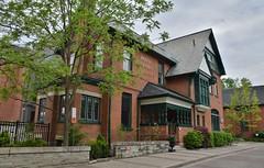Royal St. George's College, 120 Howland Avenue, Toronto, ON (Snuffy) Tags: royalstgeorgescollege 120howlandavenue toronto ontario canada