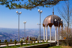 the gazebo of the seven winds in Kislovodsk (*ALLA*) Tags: