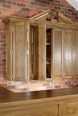 Venables complete project - historic Inn (VenablesOak) Tags: oak venables inn traditional country bespoke wood panelling windows solidwood doors bar pub cabinet cupboard joinery
