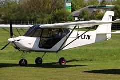 G-CJVK (GH@BHD) Tags: gcjvk bestoff skyranger skyrangernynja pophammicrolighttradefair2018 pophamairfield popham microlight aircraft aviation