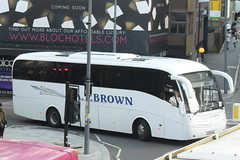 ATB P26ATB @ Station Street, Birmingham (ianjpoole) Tags: at brown mercedesbenz oc500rf caetano levante p26atb working west midlands railway rail replacement bus service from tame bridge parkway birmingham new street