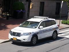 Columbia University Public Safety Nissan Pathfinder (MJ_100) Tags: emergencyvehicles emergencyservices columbiauniversity publicsafety lawenforcement