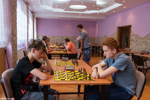 Grand Prix Spółdzielni Mieszkaniowej 2018, VI Turniej-1