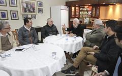 Reunião - Lideranças