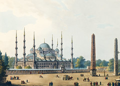 Mosque of Sultan Achmet from Views in the Ottoman Dominions, in Europe, in Asia, and some of the Mediterranean islands (1810) illustrated by Luigi Mayer (1755-1803). (Free Public Domain Illustrations by rawpixel) Tags: otherkeywords achmet andsomeofthemediterraneanislands antique asia asiaminor bluemosque byzantine cc0 creativecommon0 creativecommons0 europe handdrawn illustration inasia ineurope istanbul landscape luigi luigimayer mayer mediterraneanislands mosque ottomandominions ottomanempire photo picture publicdomain sketch sultan turkey viewsintheottomandominions vintage