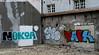 graffiti in Amsterdam (wojofoto) Tags: amsterdam nederland holland graffiti streetart wojofoto wolfgangjosten nokia ea talk throws throwups throw throwup
