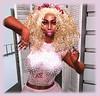 FLORAL PRINCESS (♕Alasia Queen Pink♕) Tags: scalaevent yingyang nd desmonia kibitz arcade backdrop pumec