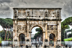 Arch of Constantine (M Malinov) Tags: architecture arc archeological arch constantine lazio roma rome roman italy apennine europe eu италия рим риме европа константин арка архитектура forum monument