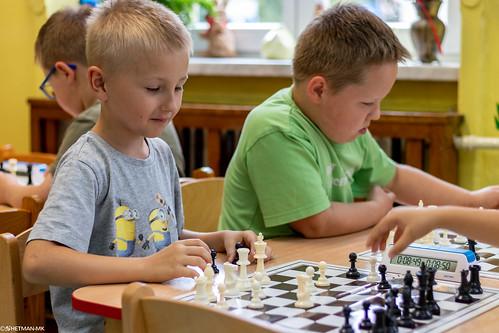 V Turniej Szachowy o Mistrzostwo Przedszkola Miejskiego Nr 1-31