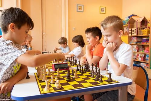 VIII Turniej Szachowy Przedszkolaków o Mistrzostwo Świdnicy-67