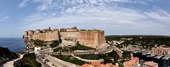 Corse - France - Bonifacio (AlCapitol) Tags: bonicacio corse france nikon d810 port mer citadelle remparts