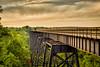 High Bridge Left (TAWilsonPhotography) Tags: highbridge bridge farmville virginia trail