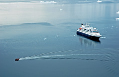 M. V Orion in Antarctica (trphotoguy) Tags: antarctica antarcticpeninsula mvorion