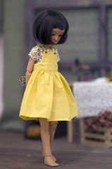 Bastian <3 Summer (Sandra Lócre) Tags: littlecosmosdolls bjd balljointeddoll cosmos dolls articulated sculpt handmade