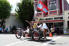 2018-05-28_14-36-39 (Hyperflange Industries) Tags: kinetic grand championship 2018 teams sculpture race event ferndale finish monday may eureka ca california