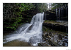 Martin Creek Falls (John Cothron) Tags: 15mm americansouth bartramtrail cpl canoneos5dmkiv carlzeiss clayton cothronphotography distagon1528ze dixie galandscapephotography georgia georgialandscapephotography georgiaphotographer johncothron martincreek rabuncounty southatlanticstates southernregion thesouth us usa usaphotography unitedstatesofamerica warwomandellwildlifemanagementarea zeissdistagont2815mmze afternoonlight circularpolarizingfilter clouds cloudyweather falling flowing forest hiking landscape nature outdoor outside rock rockformations scenic spring water waterfall 254785d4180407coweb5302018 ©johncothron2018 martincreekfalls