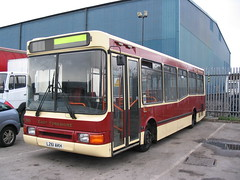 L261 AKH Hull  22-11-06 (marktriumphman) Tags: east yorkshire volvo b6 northern counties hull