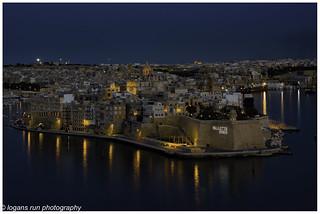 Malta - Nightscape