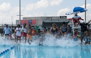 May 25, 2018 #JUMPinDC - DPR Pool Opening