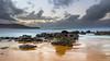 Sunrise Seascape (Merrillie) Tags: daybreak sunrise nature australia killcarebeach water nsw clouds sea newsouthwales rocks earlymorning morning rocky landscape ocean centralcoast cloudy waterscape coastal waves outdoors seascape dawn coast killcare sky